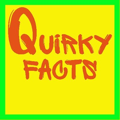 Image result for quirky facts
